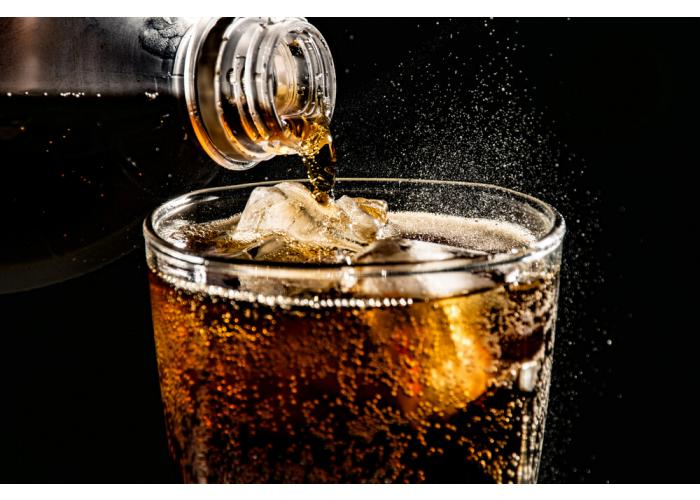 Fizzy drinks harmful for our health and the environment